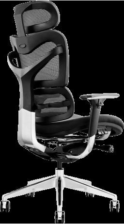 11Офісне крісло GT Racer X-782 Black (W-21, B-41)