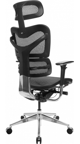 11Офісне крісло GT Racer X-782 Black (W-21)