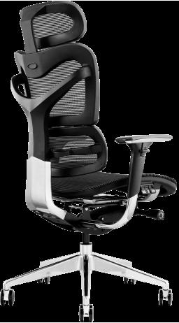 Офісне крісло GT Racer X-782 Black (W-21)