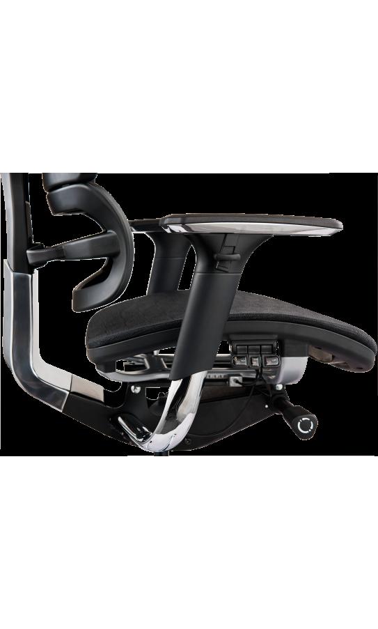 Офісне крісло GT Racer X-782 Black (W-51)