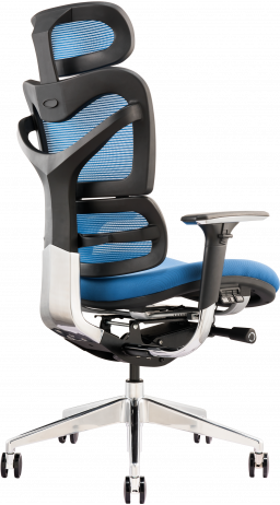 Офісне крісло GT Racer X-782 Blue