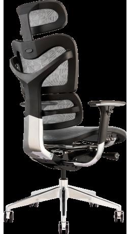 11Офісне крісло GT Racer X-782 Gray (W-70)