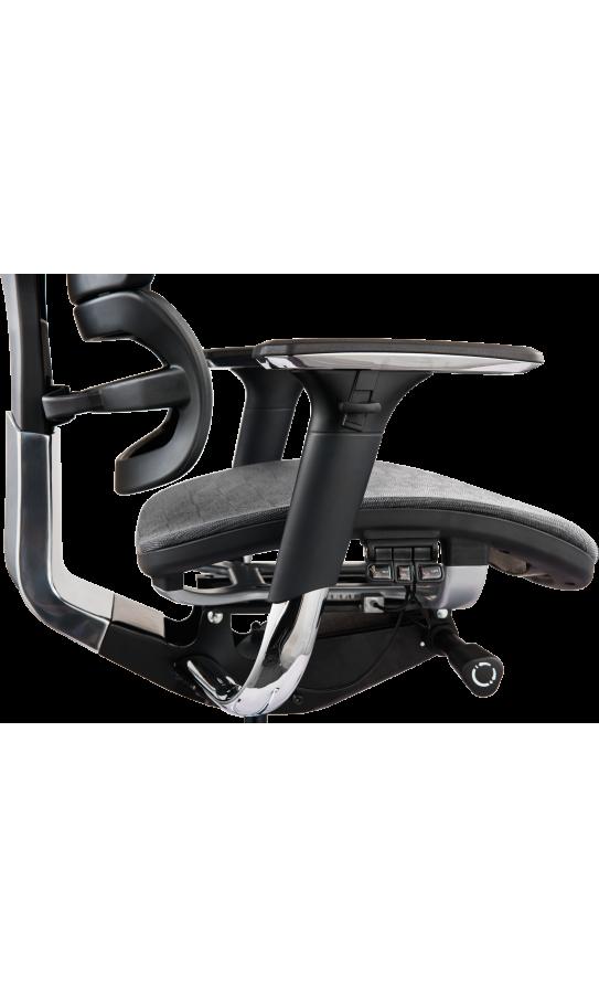 Офисное кресло GT Racer X-782 Gray (W-70)
