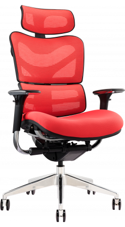 Офісне крісло GT Racer X-782 Red