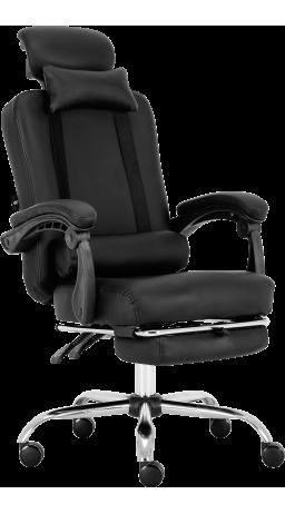 11Офісне крісло GT Racer X-8002 Black