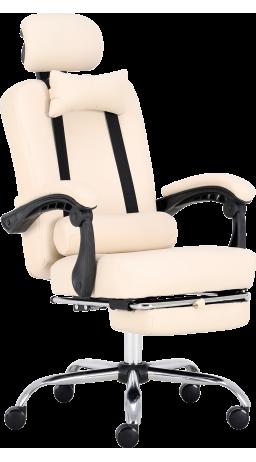 Офісне крісло GT Racer X-8002 Cream