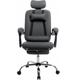 Офисное кресло GT Racer X-8003 Fabric Gray