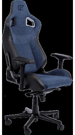 Геймерське крісло GT Racer X-8005 Dark Blue/Black