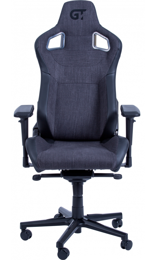 Геймерське крісло GT Racer X-8005 Dark Grey/Black