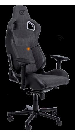 11Геймерське крісло GT Racer X-8005 Dark Gray/Black