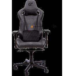 Геймерское кресло GT Racer X-8005 Dark Gray/Black