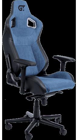 Геймерське крісло GT Racer X-8005 Light Blue/Black