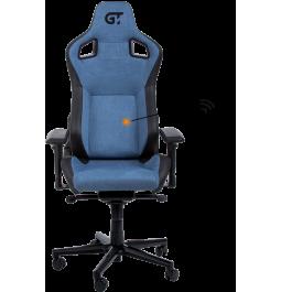 Геймерское кресло GT Racer X-8005 Light Blue/Black