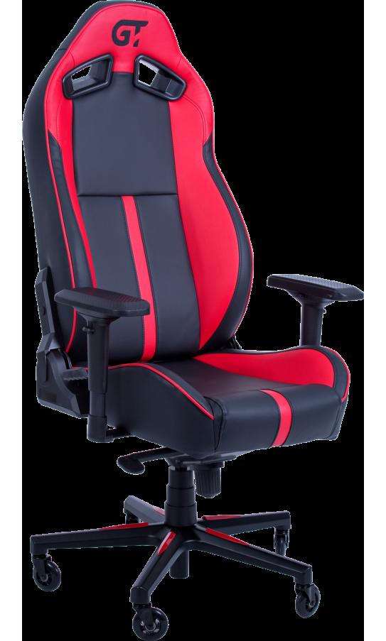 Геймерське крісло GT Racer X-8009 Black/Red