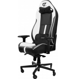 Геймерське крісло GT Racer X-8009 Black/White