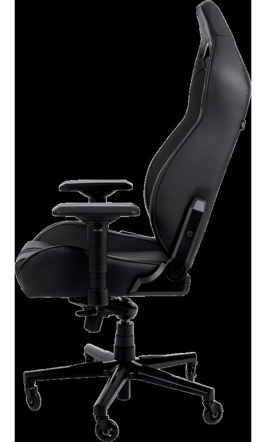 Геймерское кресло GT Racer X-8009 Black