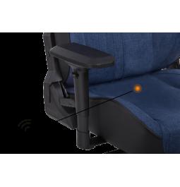 Геймерское кресло GT Racer X-8009 Fabric Dark Blue/Black