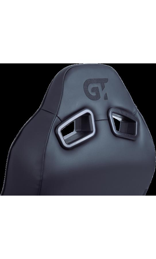 Геймерское кресло GT Racer X-8010 Black