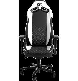 Геймерське крісло GT Racer X-8010 Black/White