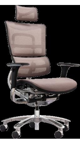 Офісне крісло GT Racer X-801A Bright Gray