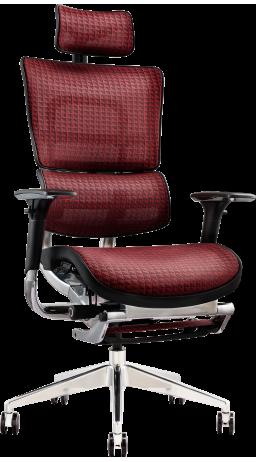 Офісне крісло GT Racer X-801L Red