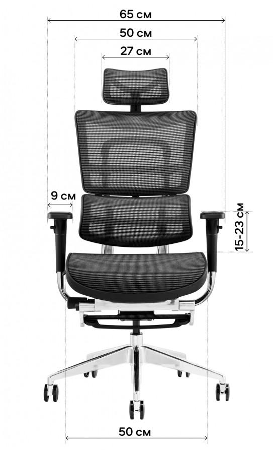 Офісне крісло GT Racer X-802L Green