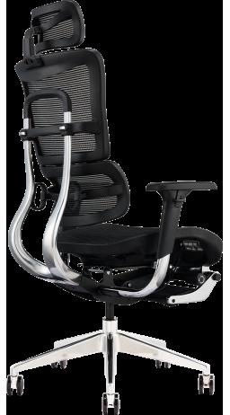 Офісне крісло GT Racer X-802L Black