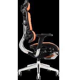 Офісне крісло GT Racer X-802L Orange (W-23)