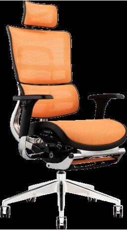 Офісне крісло GT Racer X-802L Orange