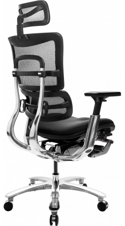 11Office chair GT Racer X-809L Black (W-31, B-41)