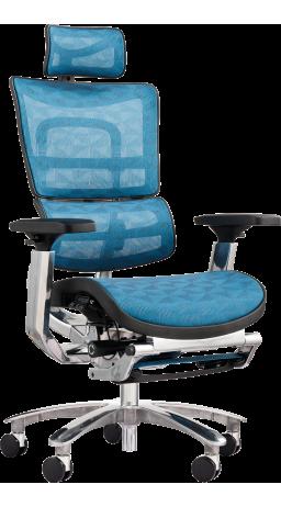 Офісне крісло GT Racer X-809L Blue