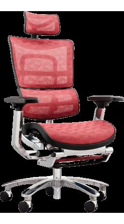 Офісне крісло GT Racer X-809L Red