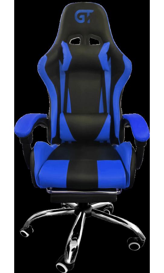 Геймерское кресло GT Racer X-9002 Black/Blue