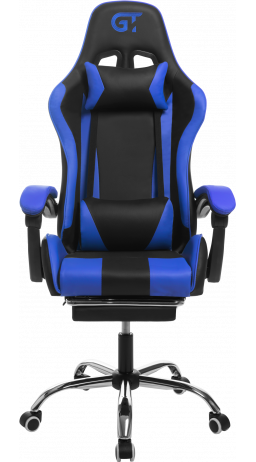 11Gaming chair GT Racer X-9002 Black/Blue