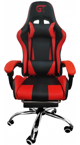 11Геймерське крісло GT Racer X-9002 Black/Red