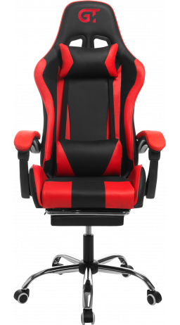 11Gaming chair GT Racer X-9002 Black/Red