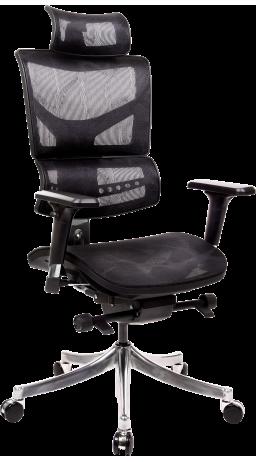 Офисне крісло GT Racer X-D18 Black