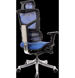 Офисное кресло GT Racer X-D18 Blue