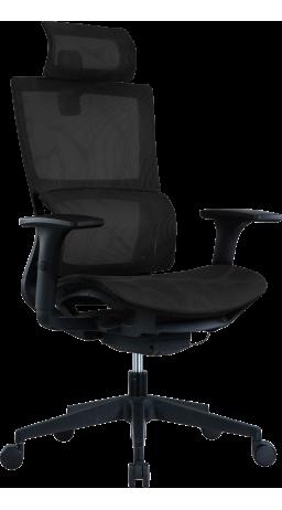 Офисне крісло GT Racer X-D20 Black