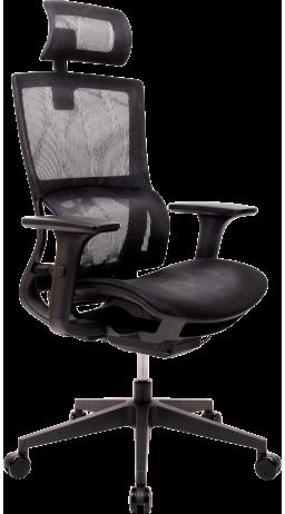 Офісне крісло GT Racer X-D20 Black