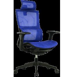 Офисне крісло GT Racer X-D20 Blue