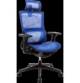 Офісне крісло GT Racer X-D20 Blue