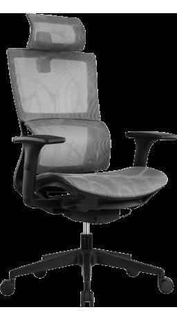 Офисне крісло GT Racer X-D20 Gray