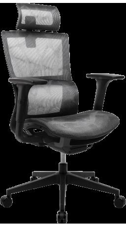 Офісне крісло GT Racer X-D20 Gray