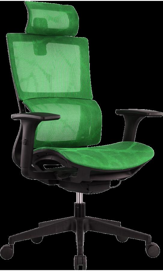 Офисне крісло GT Racer X-D20 Green