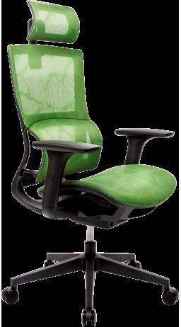 Офісне крісло GT Racer X-D20 Green