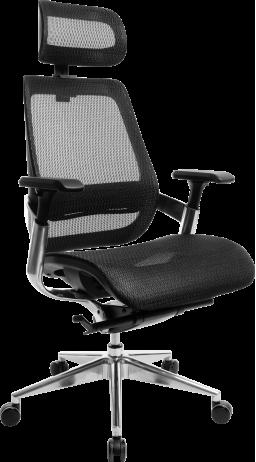 11Офісне крісло GT Racer X-D26 Black