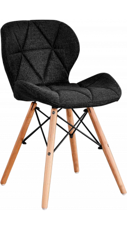 Chair GT Racer X-D27 Fabric Black