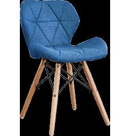 Chair GT Racer X-D27 Velvet Blue