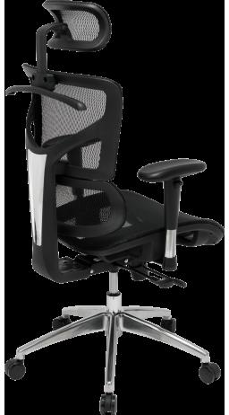 11Офисне крісло GT Racer X-D66 Black